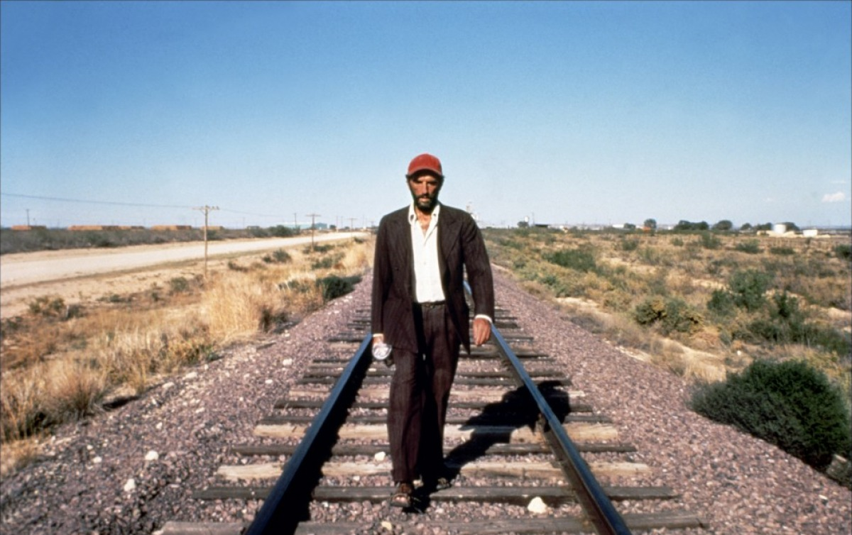 Paris, Texas. Wim Wenders (1984)