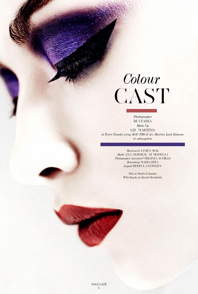 Colourcast Volt Caf 233 By Volt Magazine