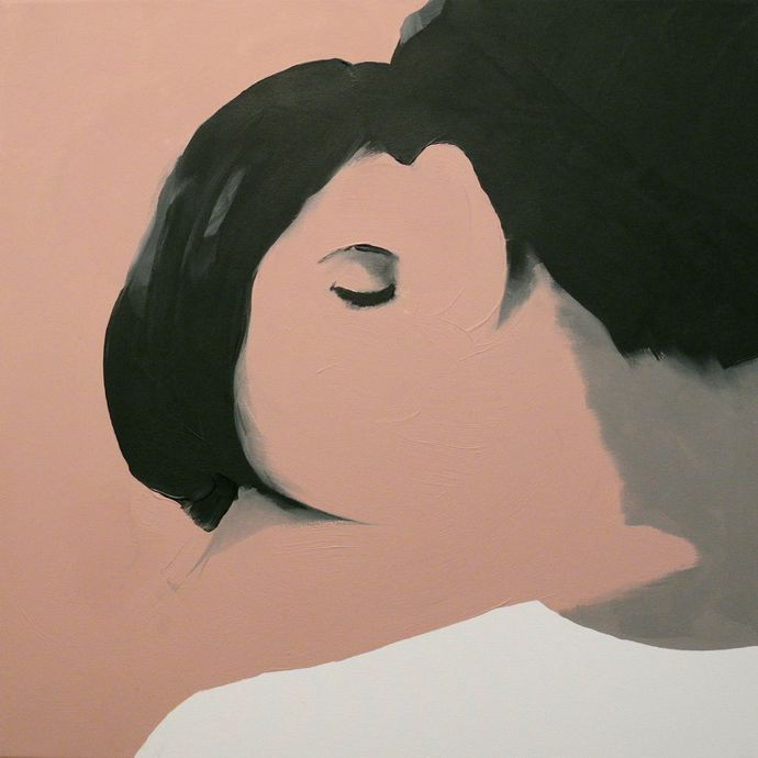 Lovers (2) by Jarek Puczel