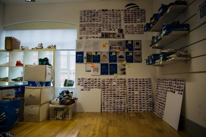 adidas Spezial - making of (2)