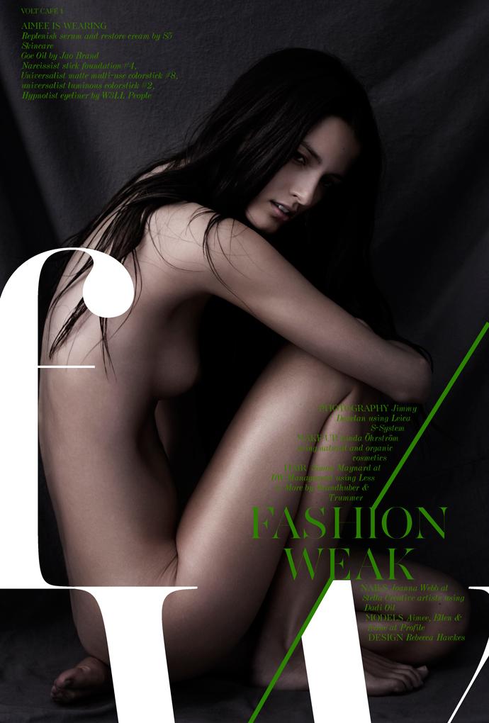 Fashion-Weak-Layout