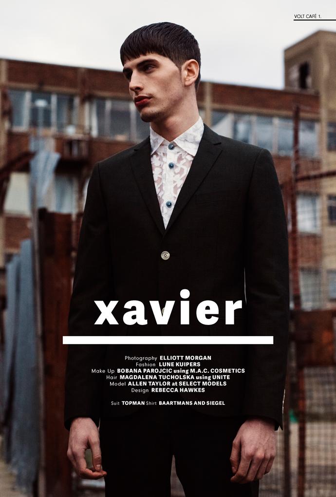 Xavier-Layout