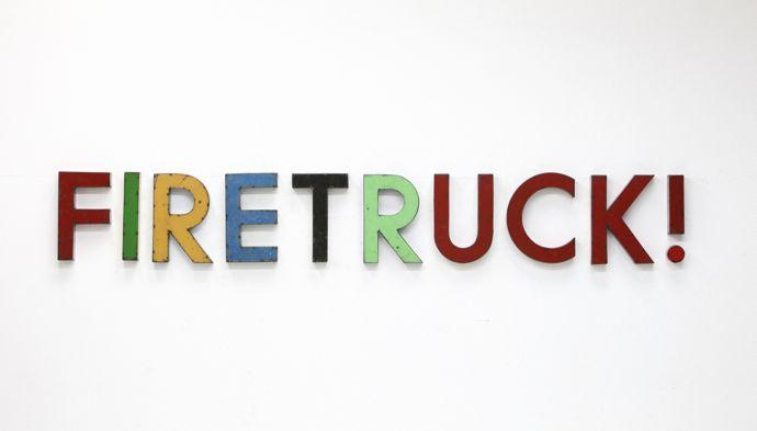 Firetruck © David Buckingham