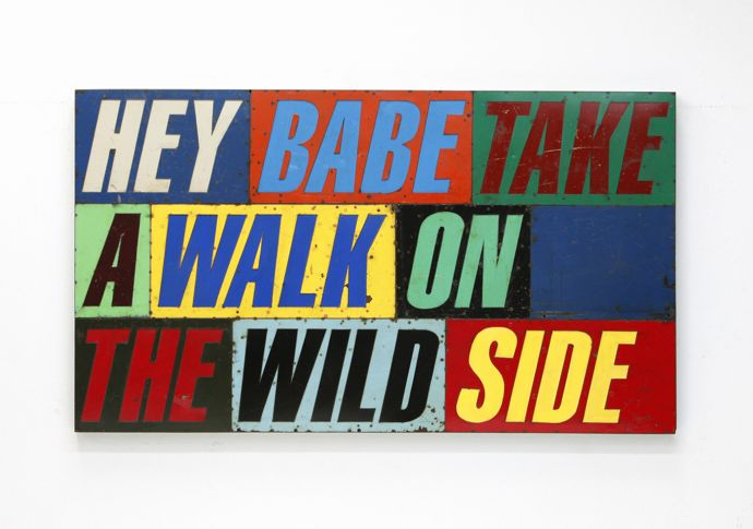 Walk on the Wild Side © David Buckingham