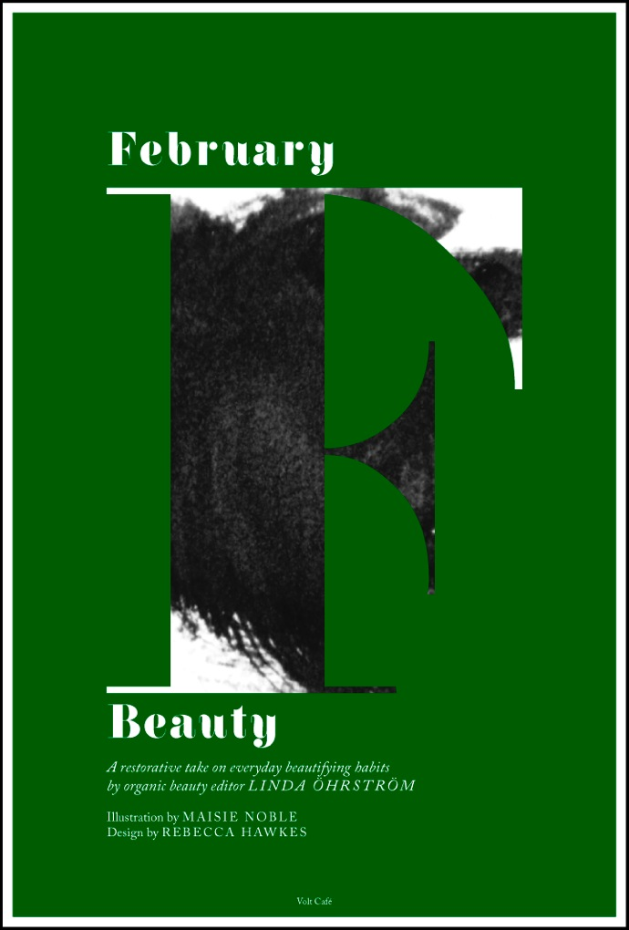 organic beauty February