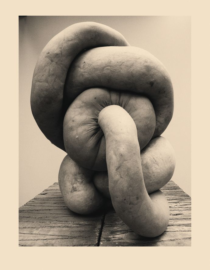©Sarah Lucas courtesy Art on the Underground