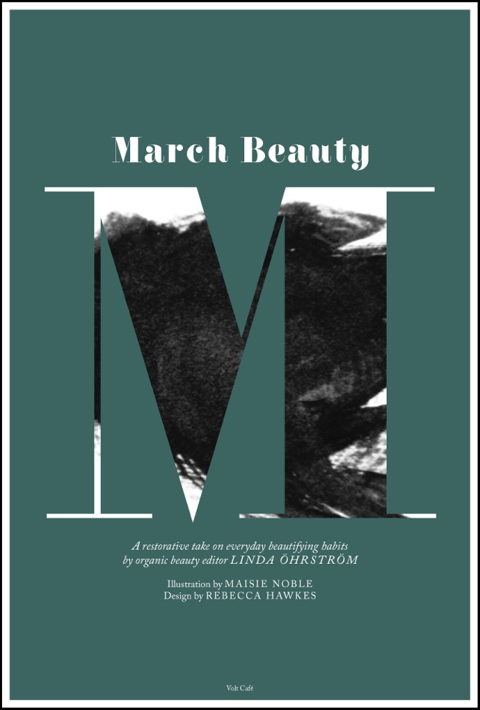 organic beauty March1