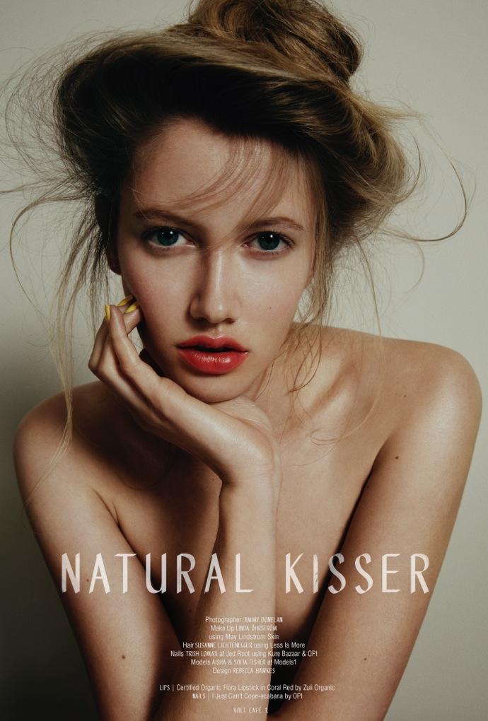 Natural Kisser Layout