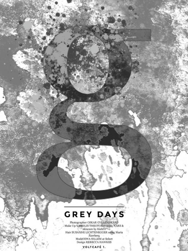 Grey Days Layout