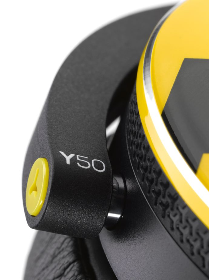 Image - Y50 Yellow (Detail View 01)