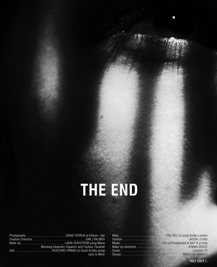 The End Layout Opener