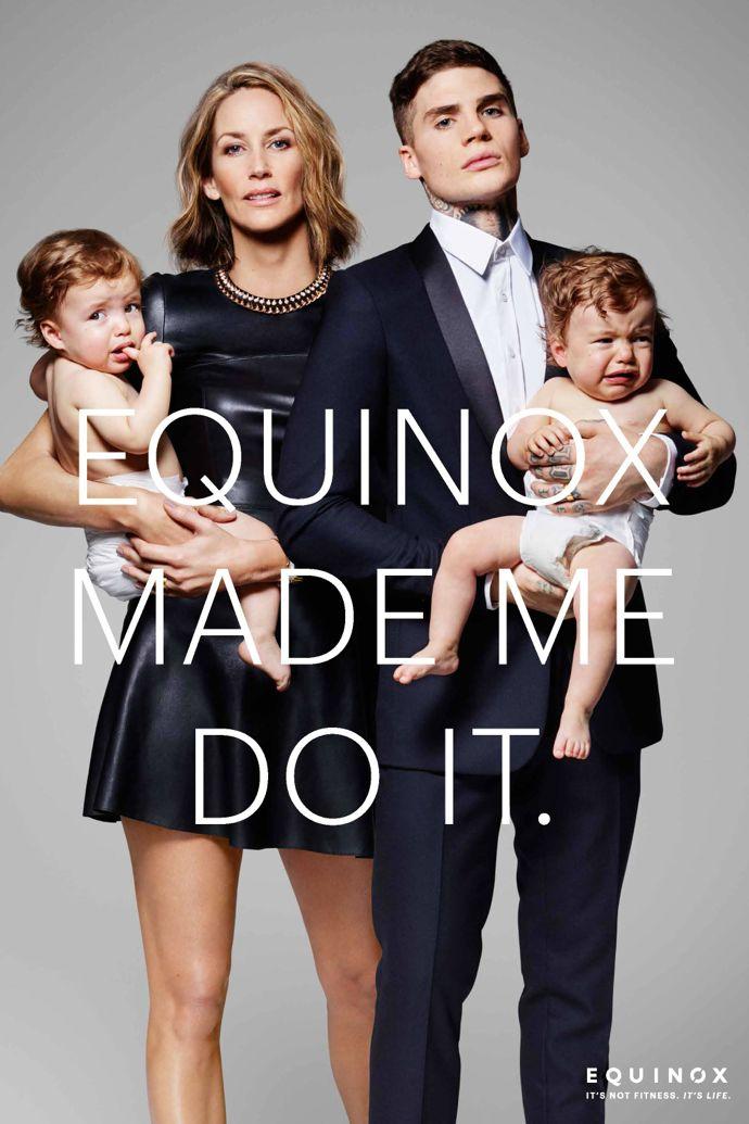 EQUINOX MADE ME DO IT - RANKIN - Family