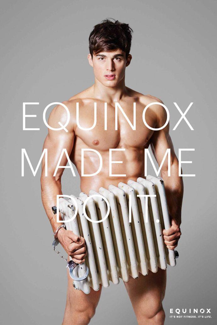EQUINOX MADE ME DO IT - RANKIN - Handcuffed