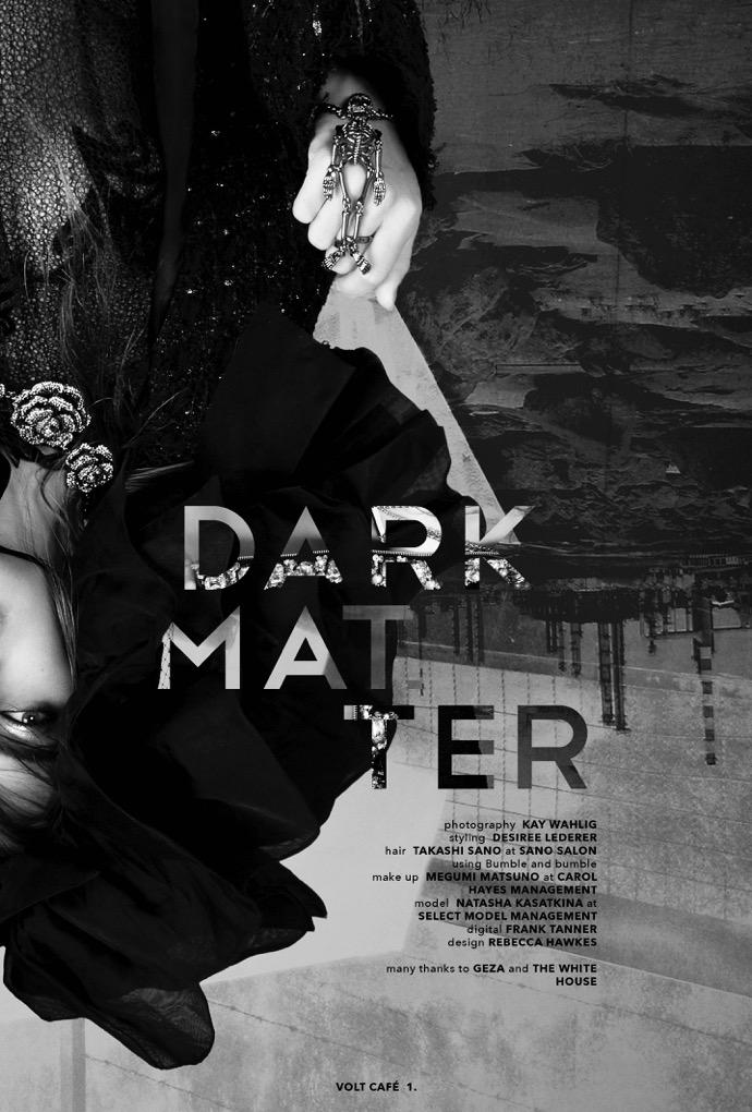 Dark Matter Layout