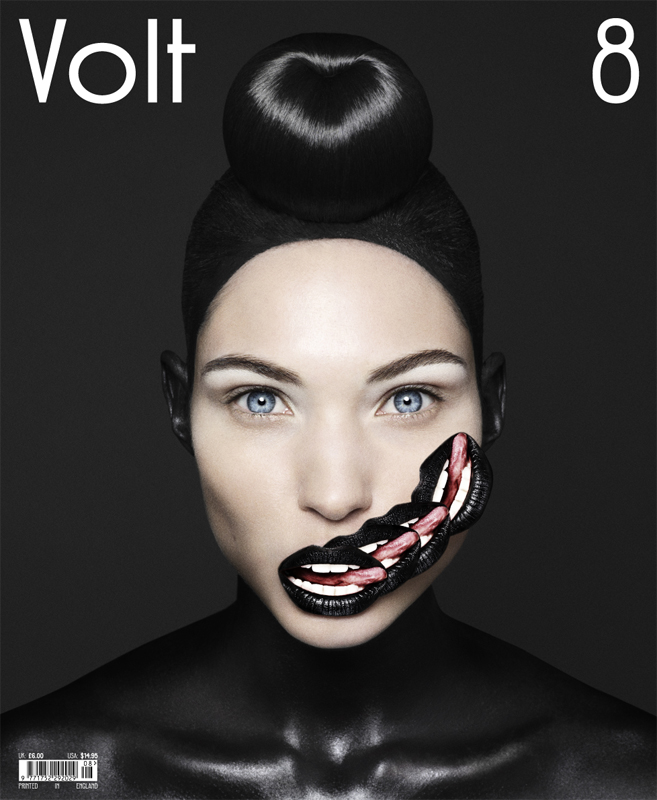 Volt issue 8 Cover