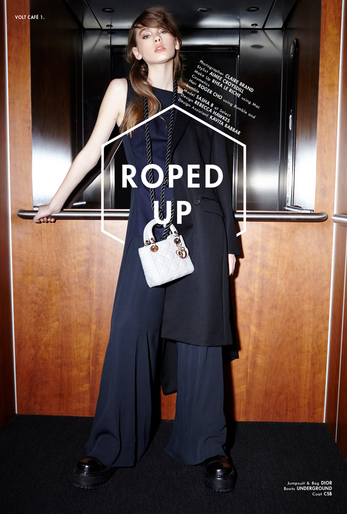 Roped-Up