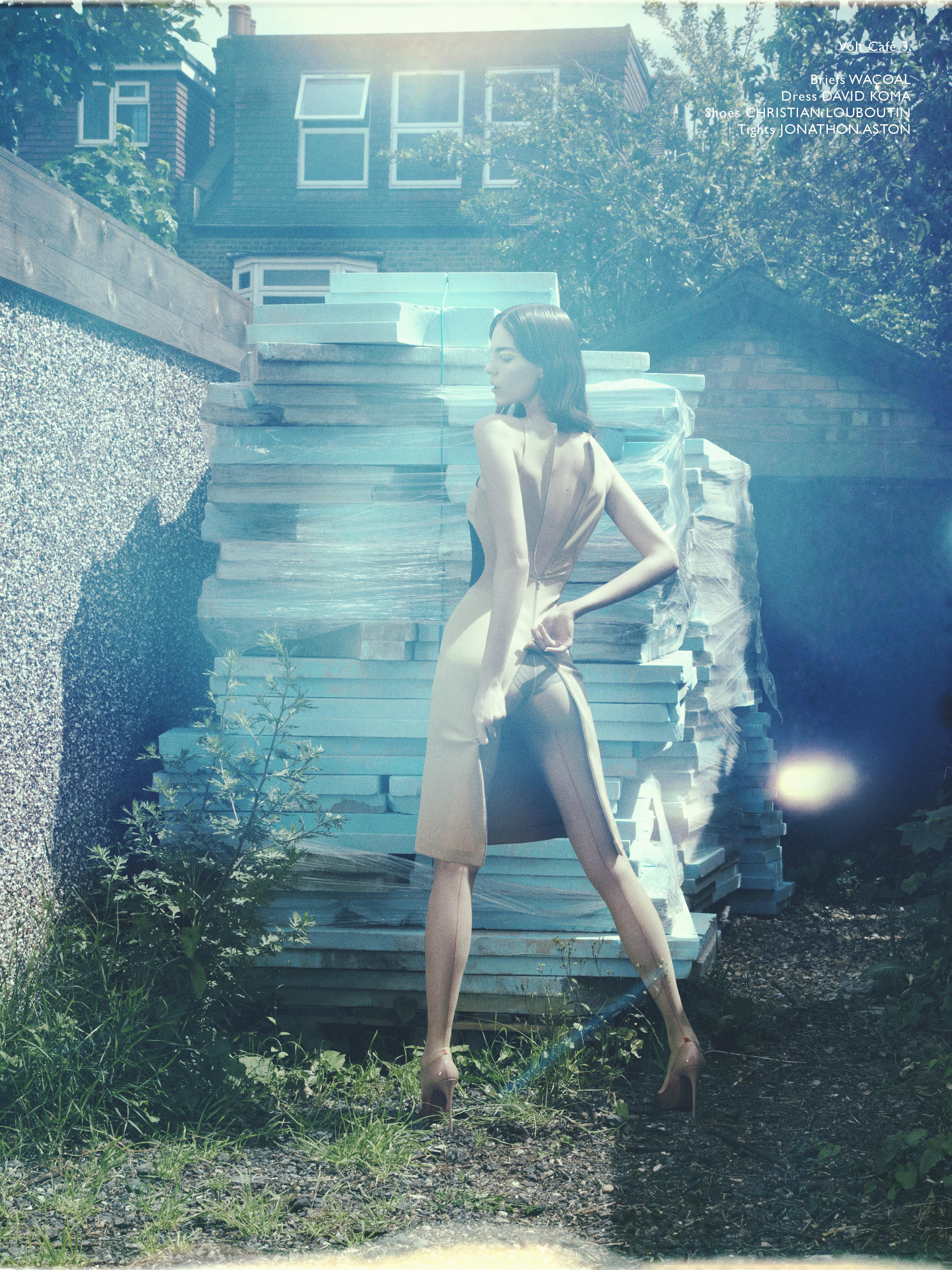 Dressed Undressed Volt Caf 233 By Volt Magazine