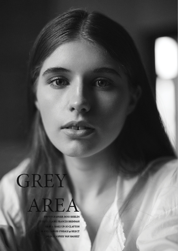 Grey Area - Ross
