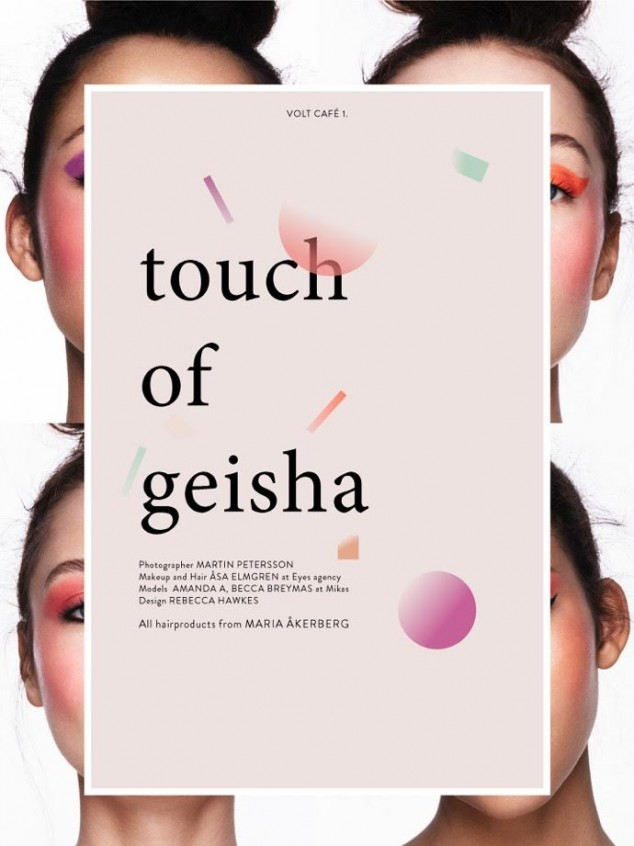 Touch of Geisha