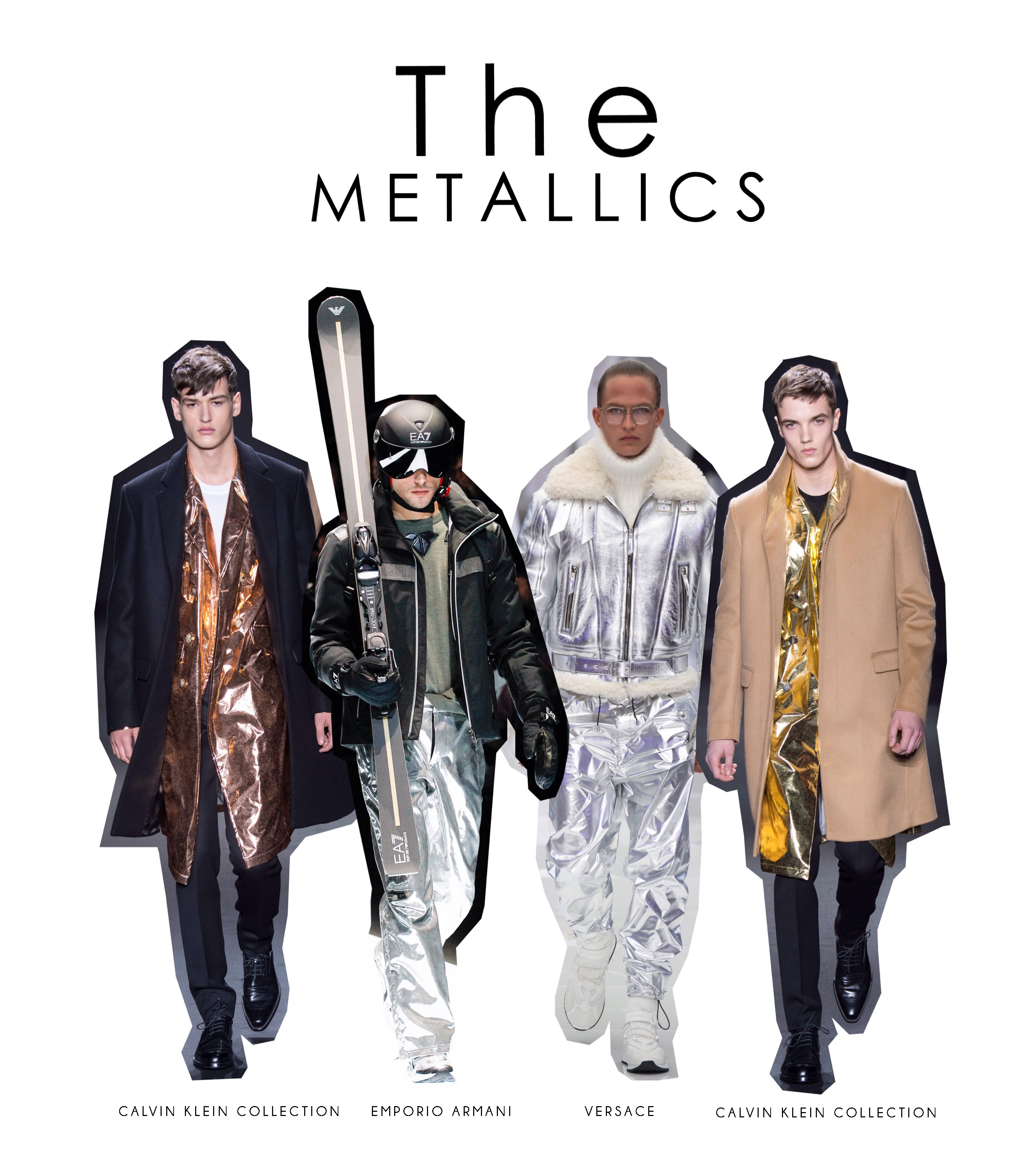 the metallics new DONE