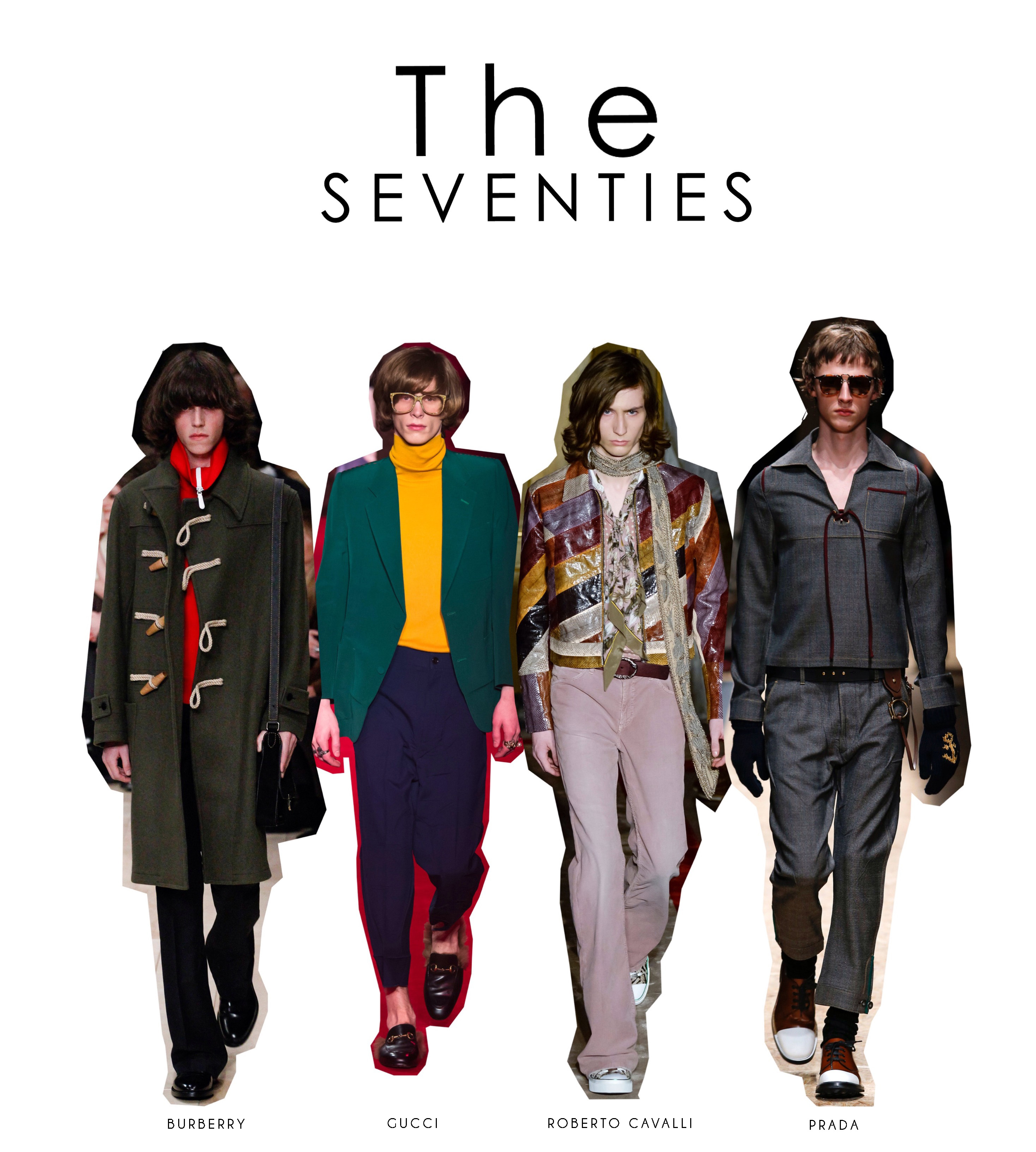 the seventies new DONE