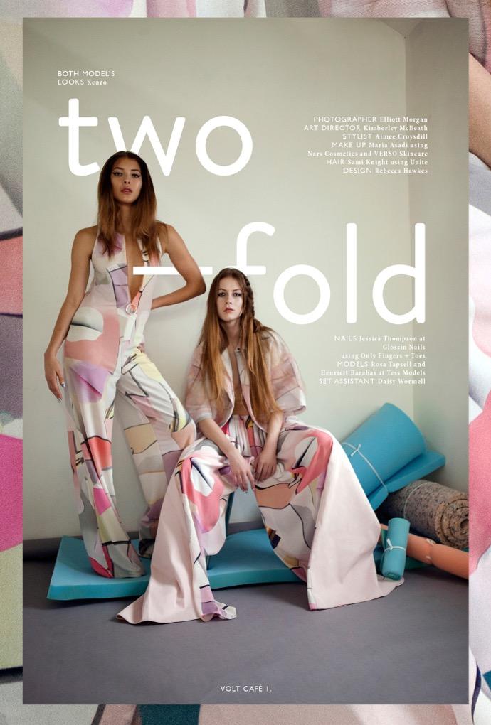 Two Fold Layout