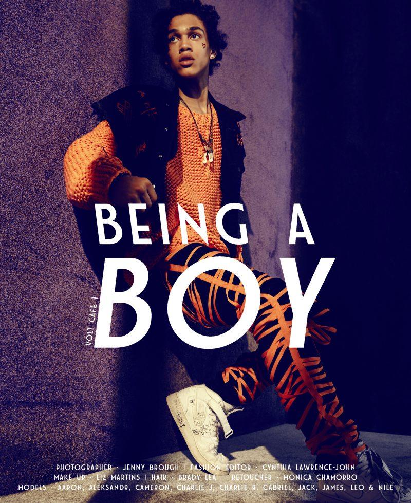 BeingAboy