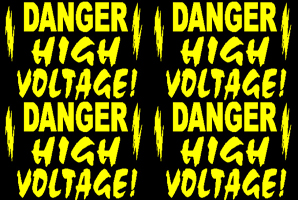 Danger high voltageThumb