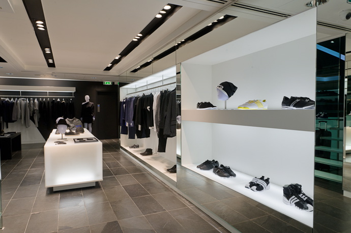 Words by Anna Bang Y 3 Opens Flagship Store At Conduit Street In London