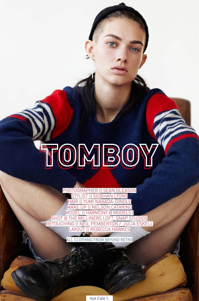 Tomboy - Volt Café   by Volt Magazine  Tomboy - Volt C...
