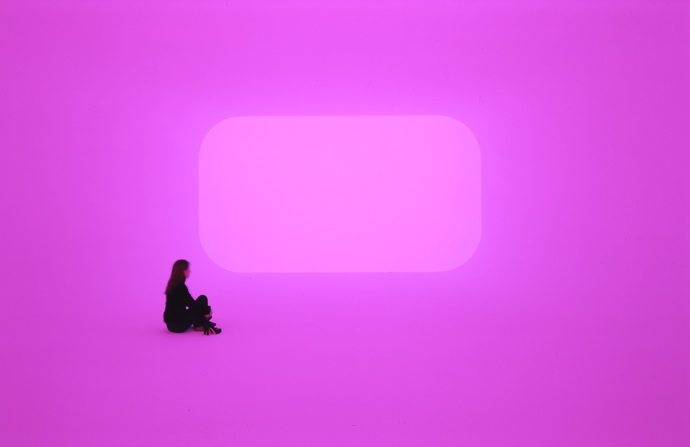 james turrell at the gagosian gallery volt caf233 by