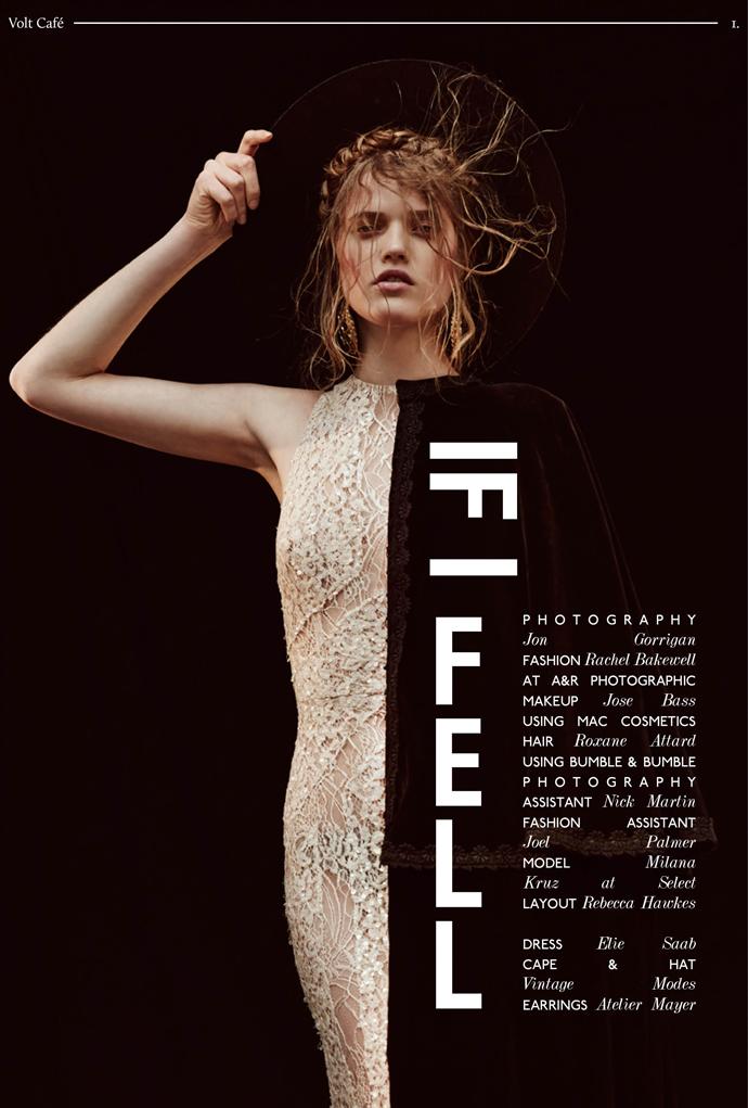 If-I-fell-Layout-model