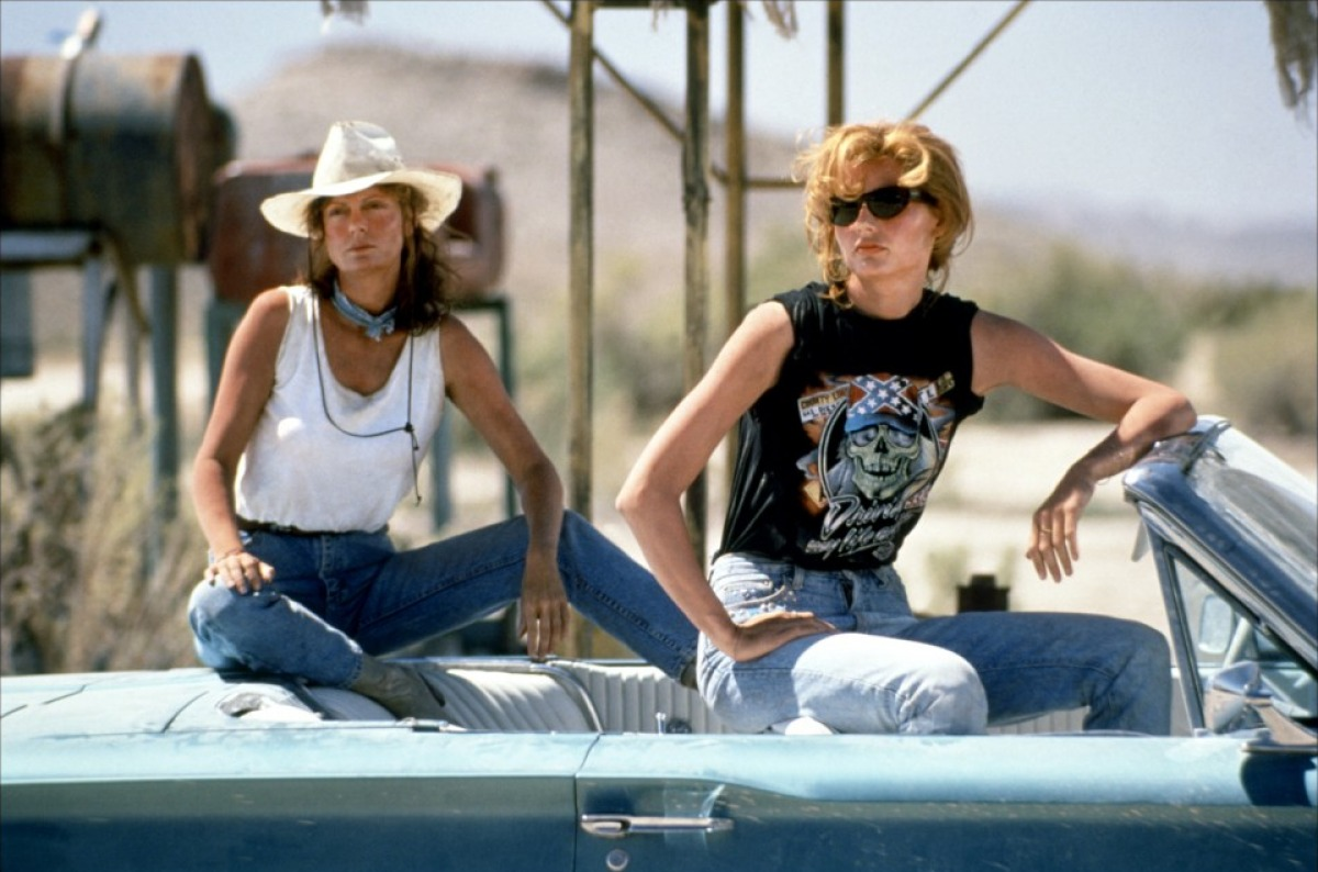 Thelma and Louise, Ridley Scott (1991)