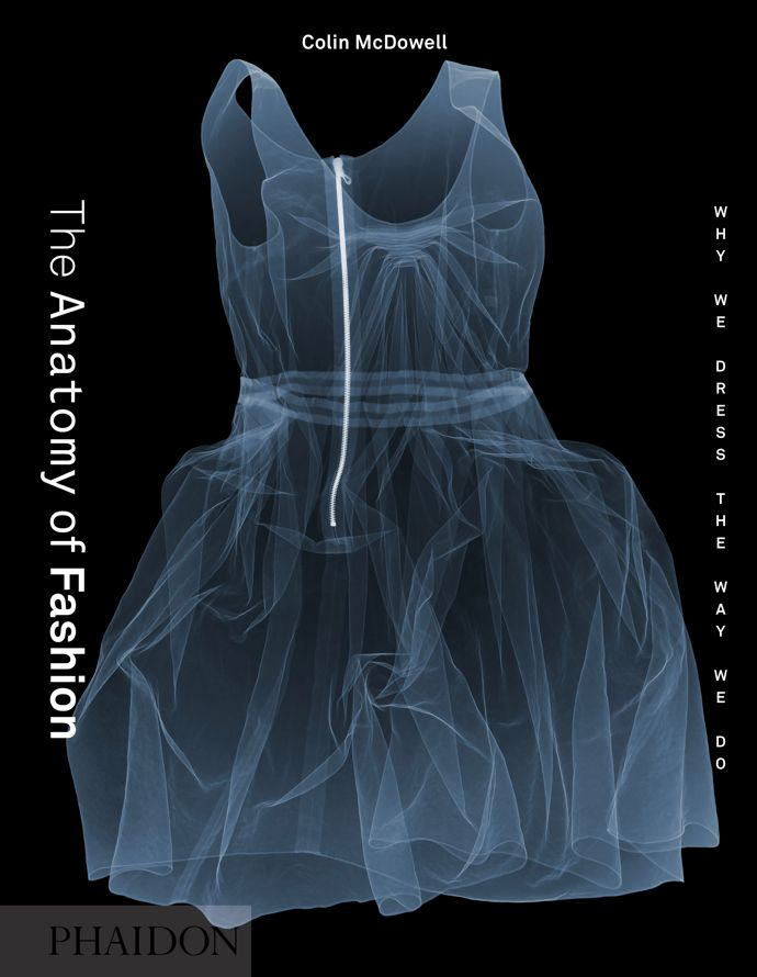 THE ANATOMY OF FASHION flat cover