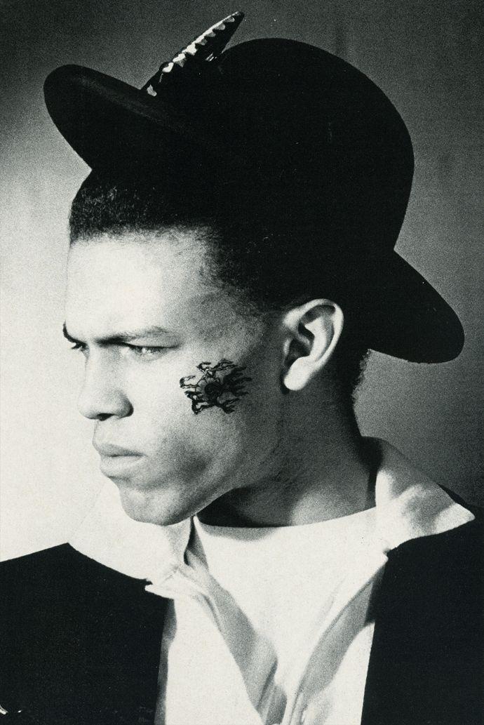 Simon de Montford by Jamie Morgan for The Face March '85