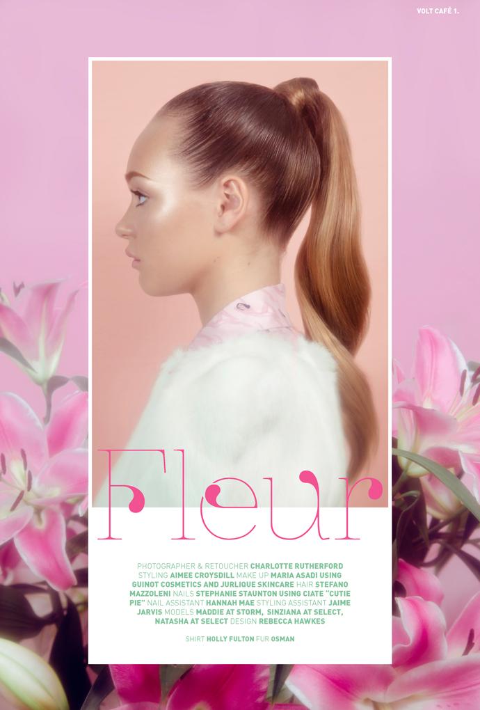 Fleur-Layout