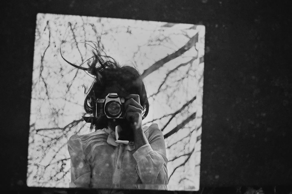 01 _ Ren Rox _ Self Portrait _ London 2011