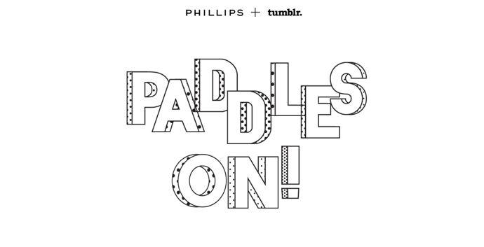 Paddles On!