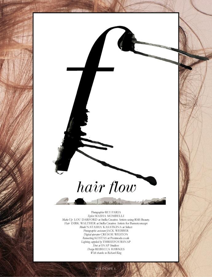 Hair Flow layout