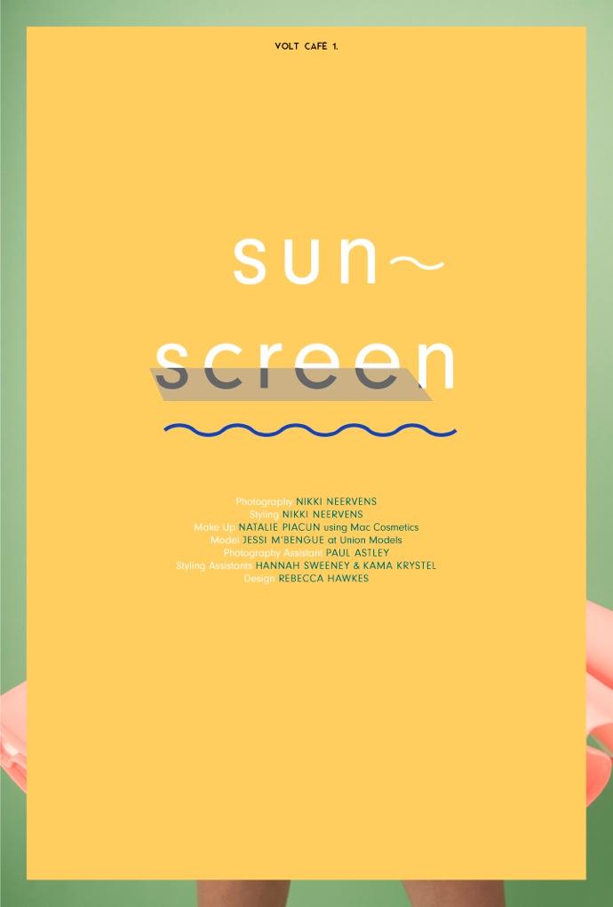 Sunscreen layout 2