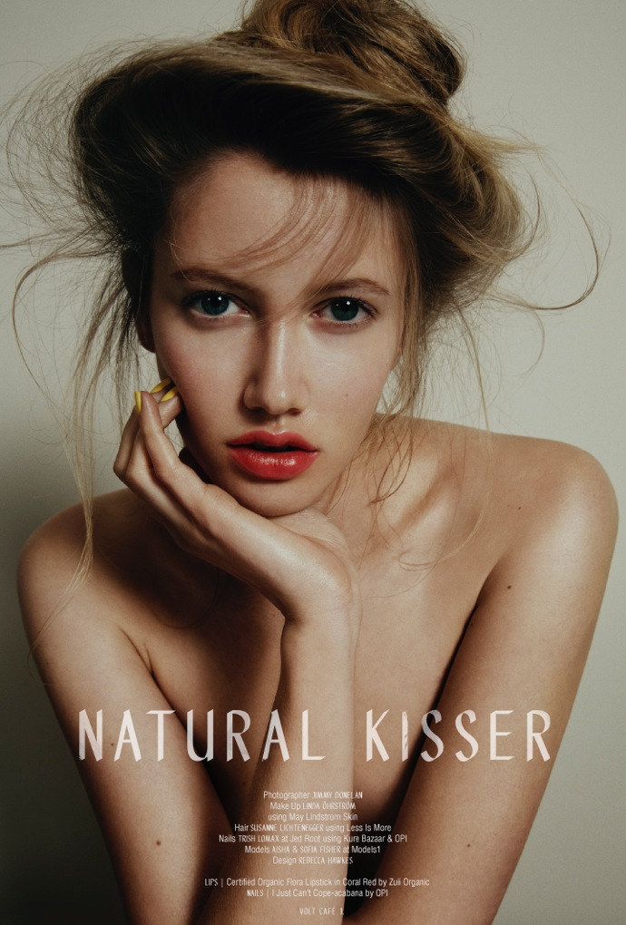 Natural Kisser Layout