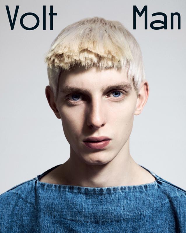 VOLT MAN COVER