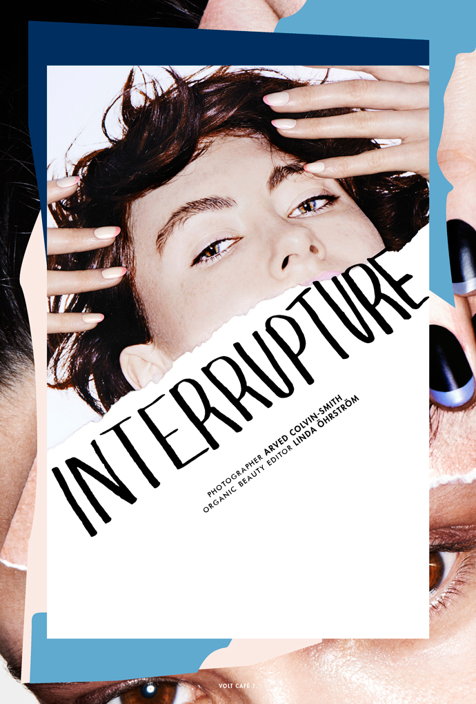 Interrupture head