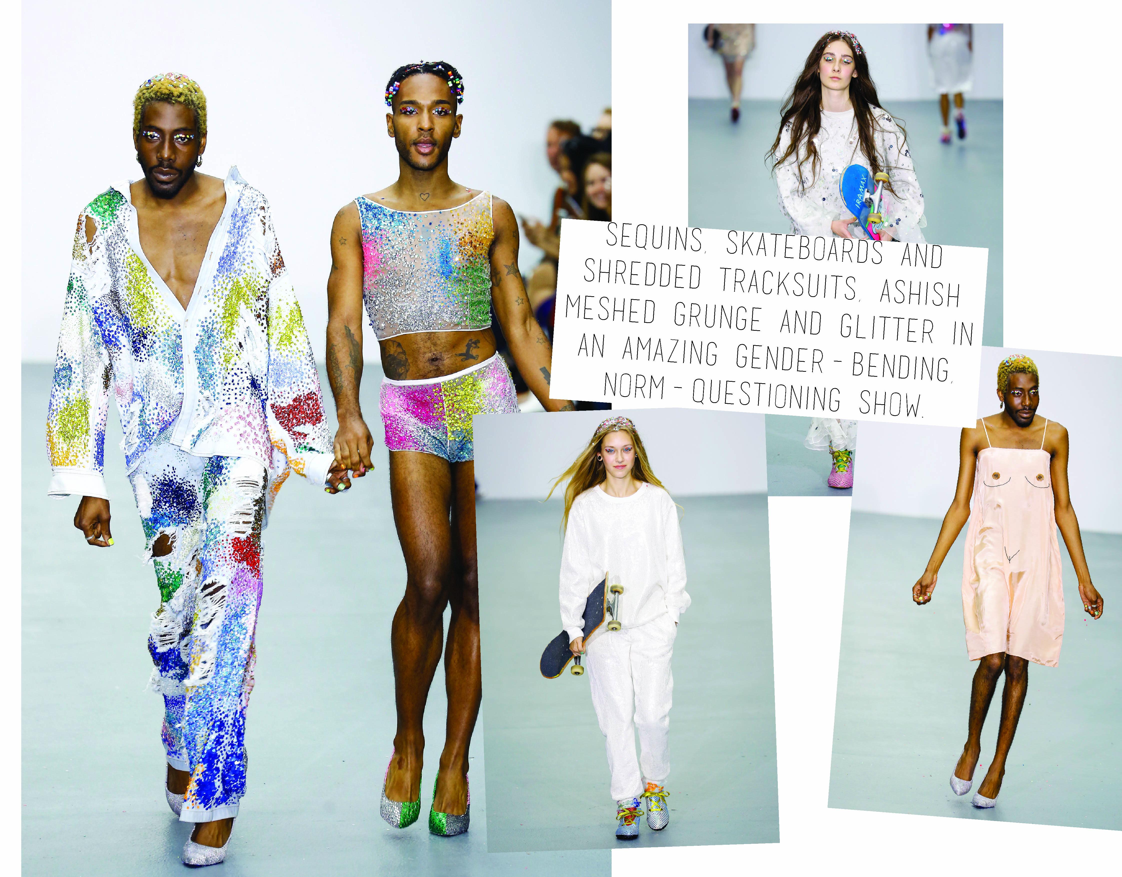 london fashion week 2 2