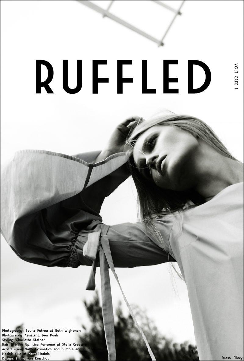 Ruffled vers defi
