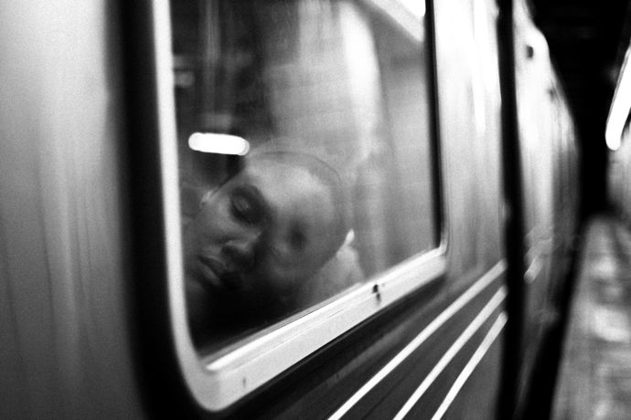 Adam Jandrup | Subway Sleep